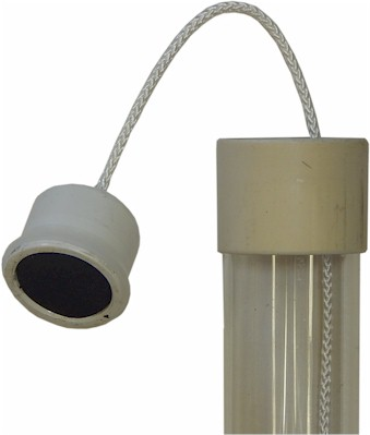Sludge Sampler Plug