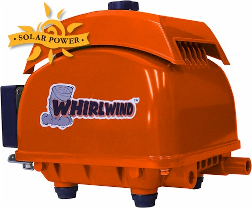 Whirlwind DC40 Air Pump