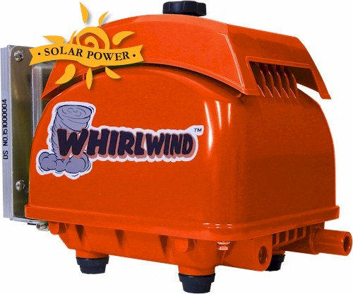 Whirlwind DC80 Air Pump