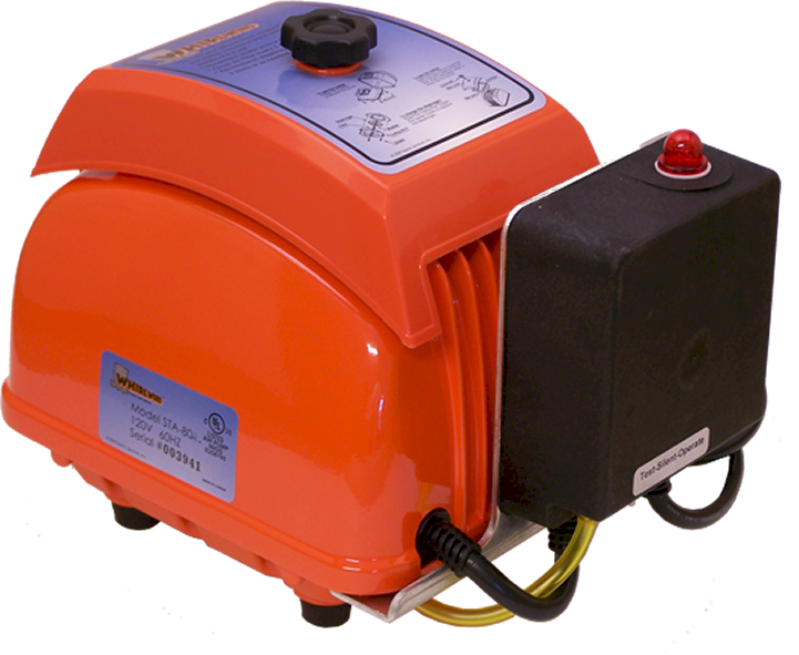 Whirlwind STA80AL Linear Air Pump