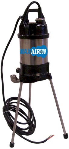 MAXAIR500 Submersible Aerator