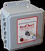 Red Alert P101FA-2 Aerator Control Panel