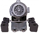 Filter Set For Gast R3105-12 Regenerative Blower