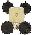 Diaphragm Kit for Secoh Linear Air Pumps