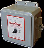 Red Alert P101-2 Aerator Control Panel