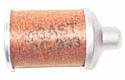 AC432 Orange External Filter Assembly